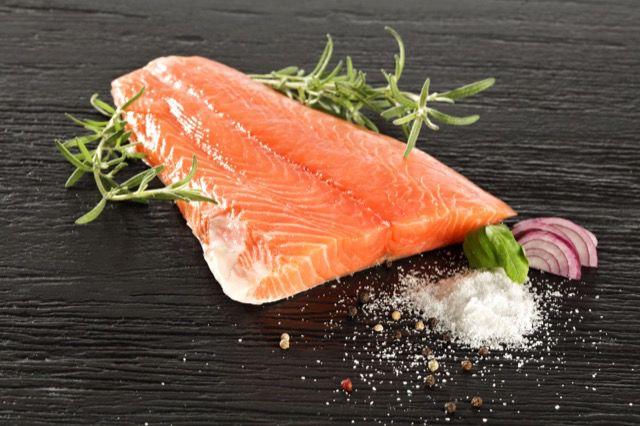 salmão - ômega 3