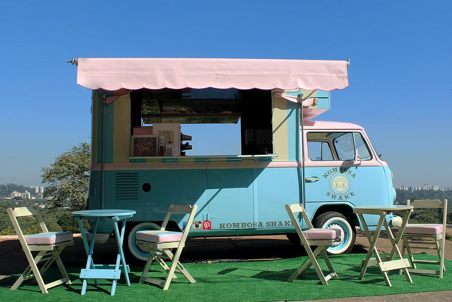 Untitled A moda do Food Truck no casamento