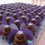 Inspiração: Casamento de Chocolate