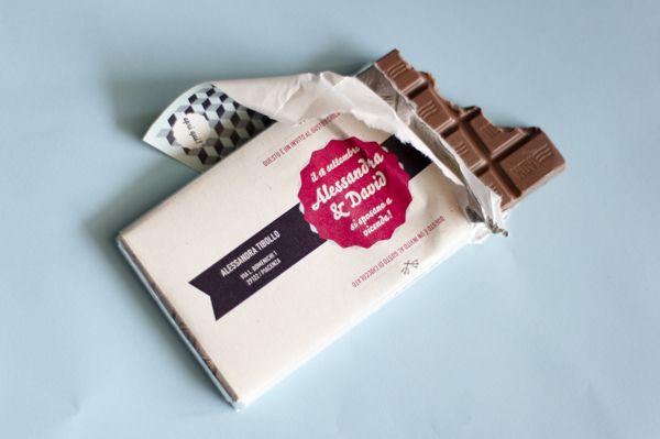 choco-d Inspiração: Casamento de Chocolate
