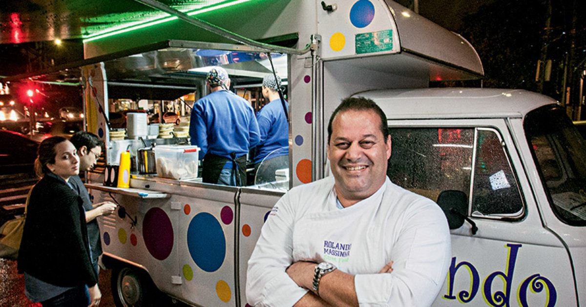 roldog3 A moda do Food Truck no casamento