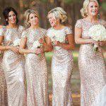 Demoiselles: damas de honra adultas é tendência em casamentos