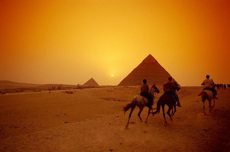 African-Egypt-CAI-Cairo-Wonder-Pyramids