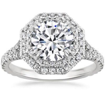 Leao-1 O anel de noivado perfeito de acordo com o seu signo