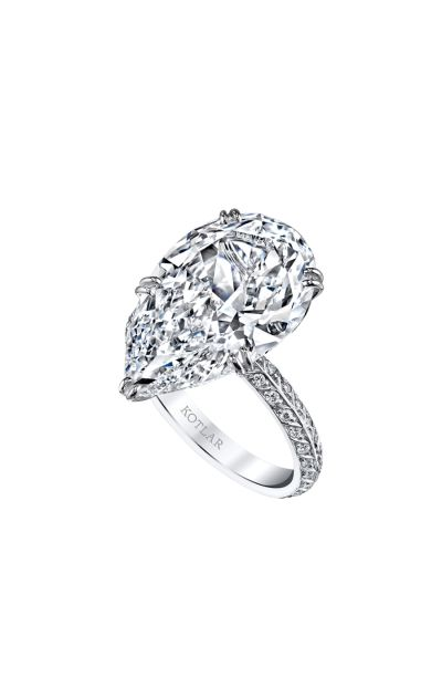 Leao-3 O anel de noivado perfeito de acordo com o seu signo