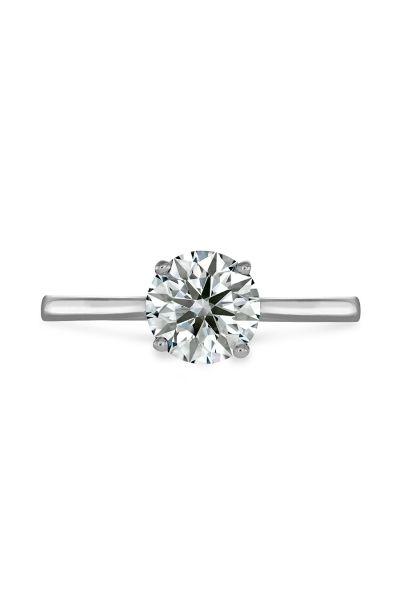 cancer-2 O anel de noivado perfeito de acordo com o seu signo