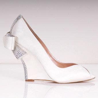 sapatos-noiva-gravida Casando grávida