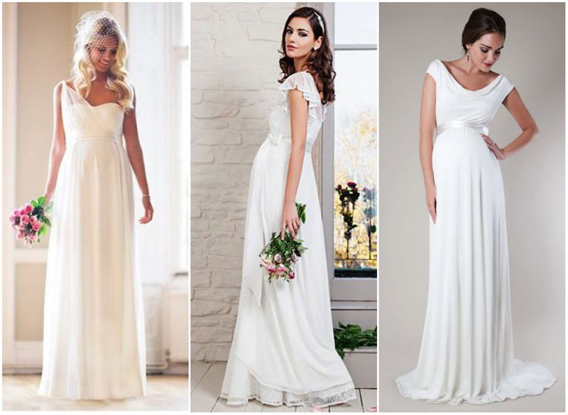 vestido-de-noiva-gravida-8 Casando grávida
