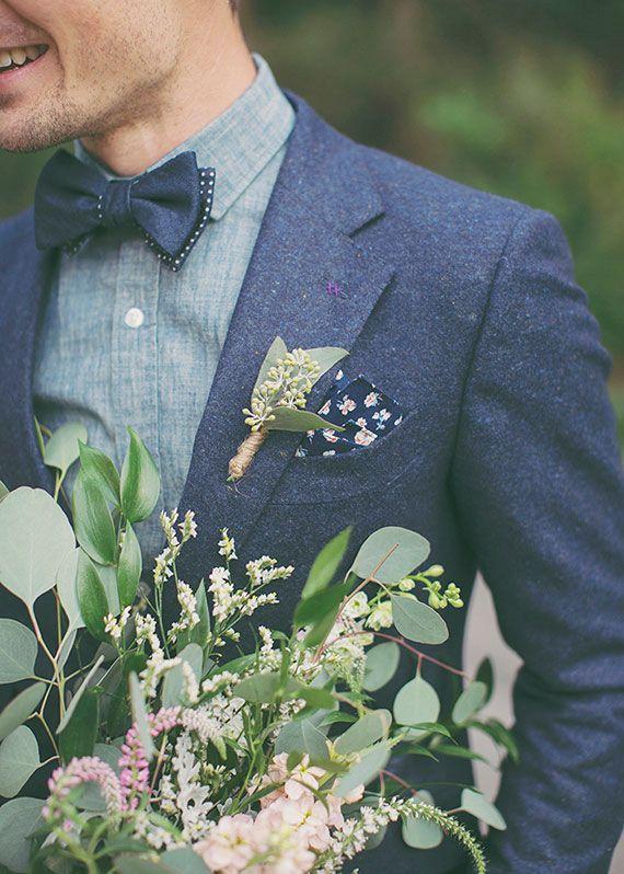gravata do noivo