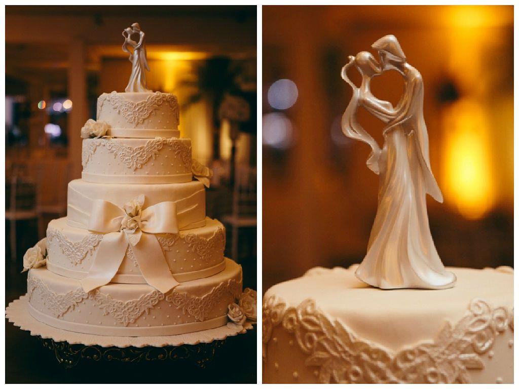bolo-e-topo-do-bolo Bolo de casamento o destaque da mesa de doces