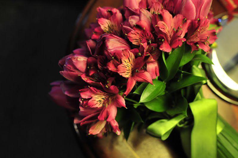 buquê-de-astromélia Significado das flores para buquê