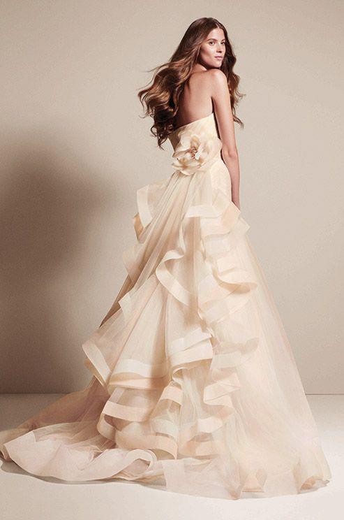 6d704233bf6a829f3cbd0f557d43ae79 Vestidos de Noiva suavemente coloridos