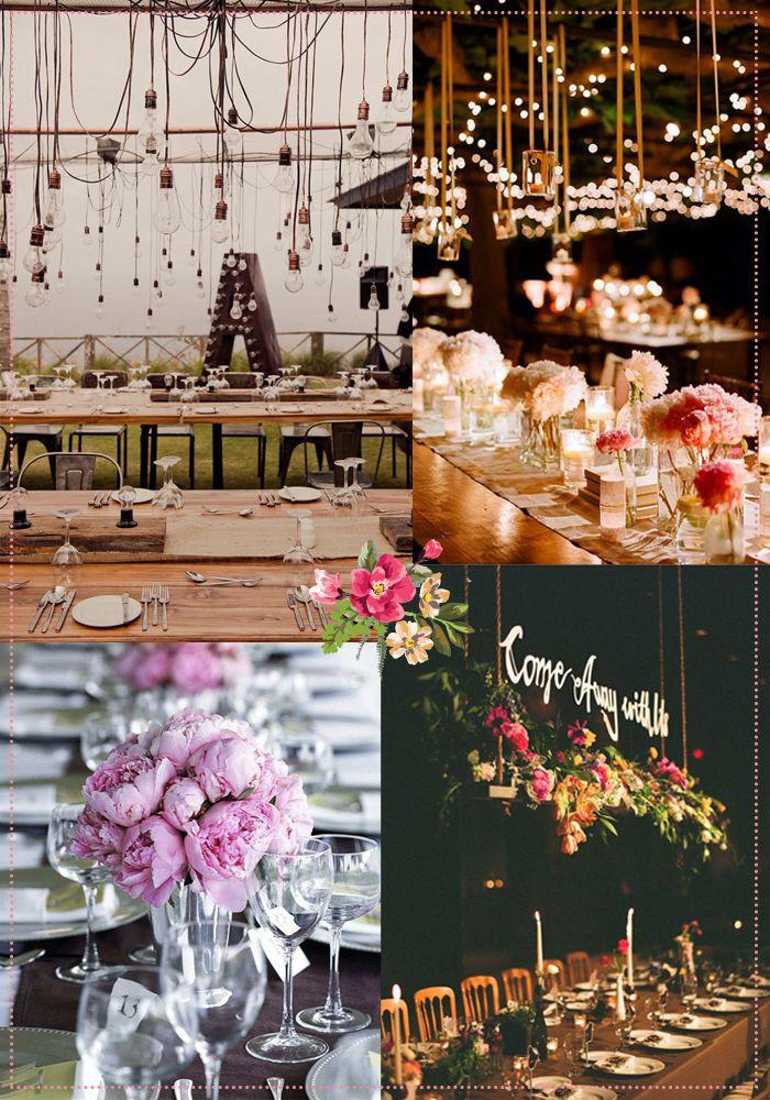 mesas1 Mesa do Casamento | Decor do grande dia