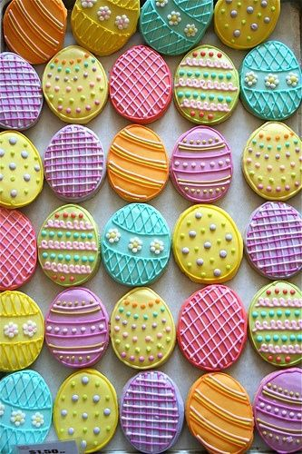 ovos Inspirações para a Páscoa