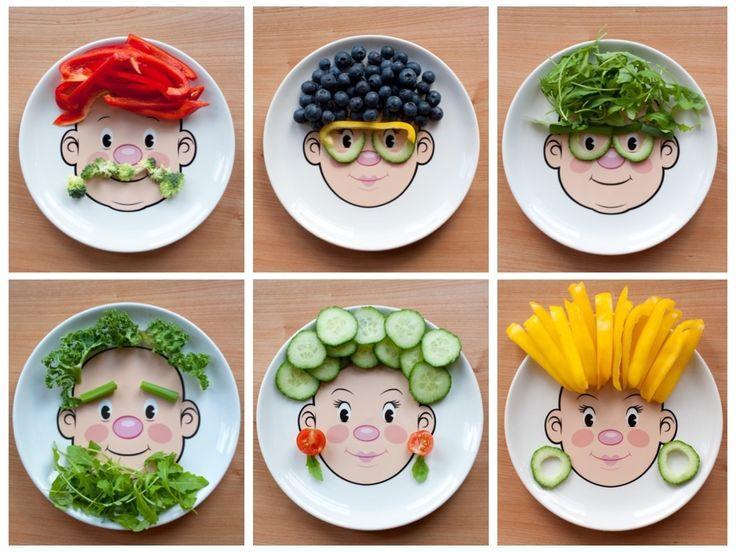foodface Alimentando os pequenos: dicas para facilitar a hora das refeições