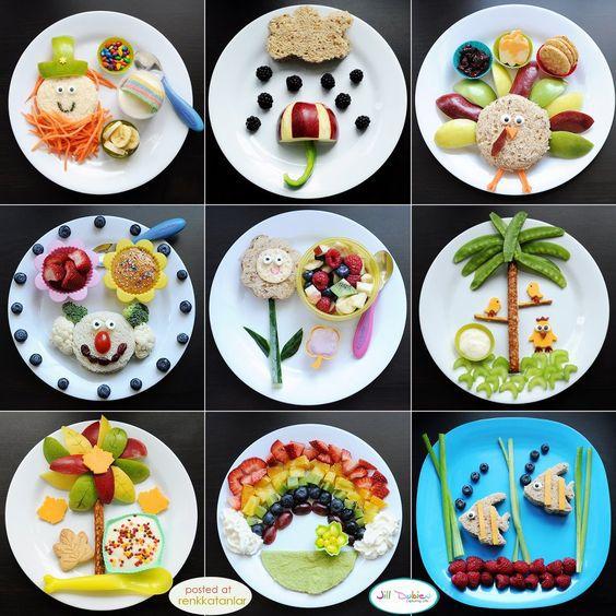 healthy-food Alimentando os pequenos: dicas para facilitar a hora das refeições