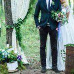 Inspirações lindas para um casamento ecologicamente correto