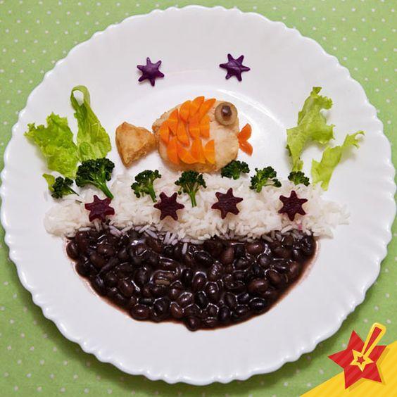 pratodivertido Alimentando os pequenos: dicas para facilitar a hora das refeições