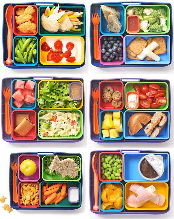 pratos-coloridos Alimentando os pequenos: dicas para facilitar a hora das refeições