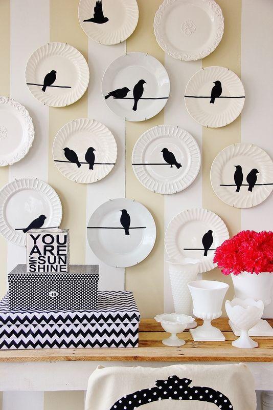 IMG_1054 Pratos na decoração da sua casa