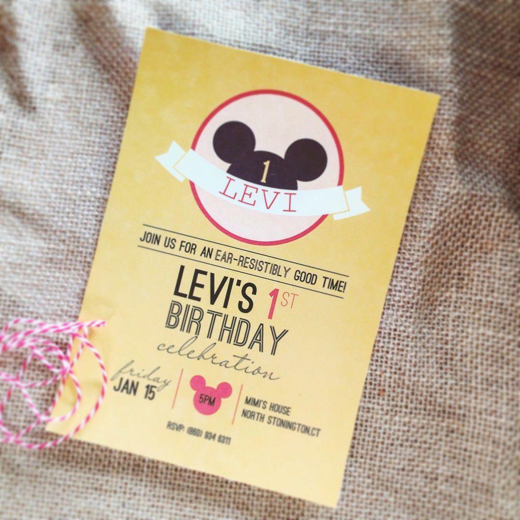 IMG_2982-1024x1024 Festa de aniversário Mickey: 1 ano do Levi