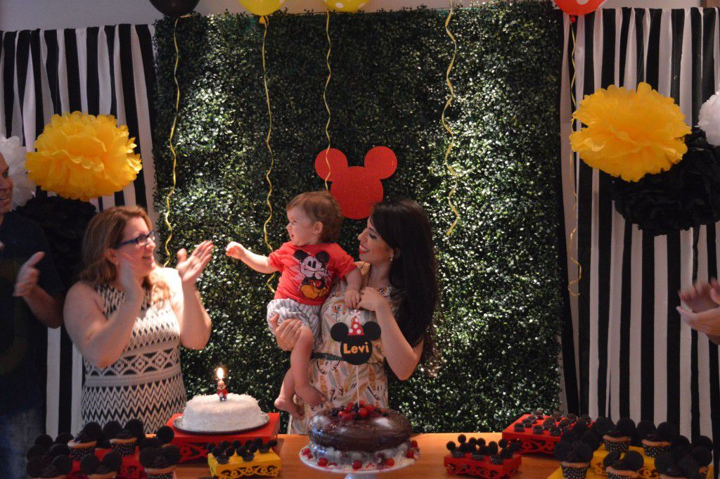 unspecified-6-1024x681 Festa de aniversário Mickey: 1 ano do Levi