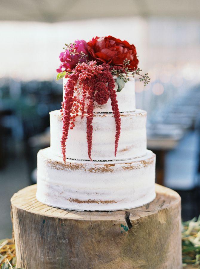 Mariel-Hannah Inspiração: bolos de casamento para sair do comum