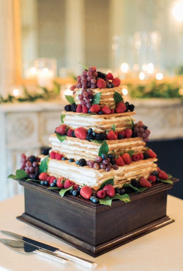 Rebecca-Arthurs Inspiração: bolos de casamento para sair do comum