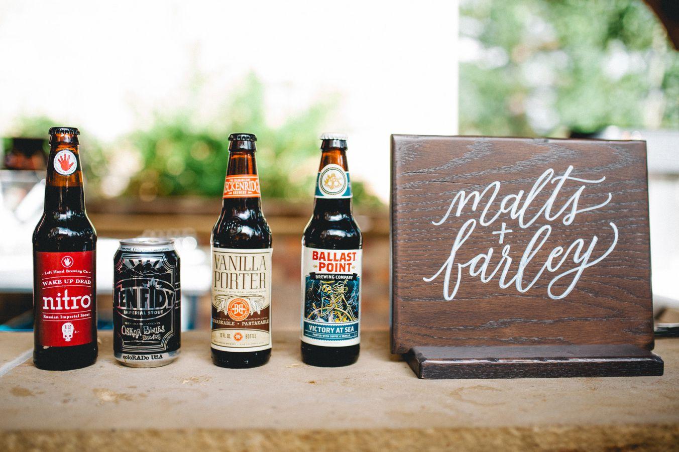 Austyn-Elizabeth-Photography Drinks e bares: tendências em bebidas para casamentos