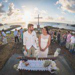 Casamento em Noronha: Janile e Ítalo