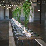 A decoração do seu casamento com estilo industrial!
