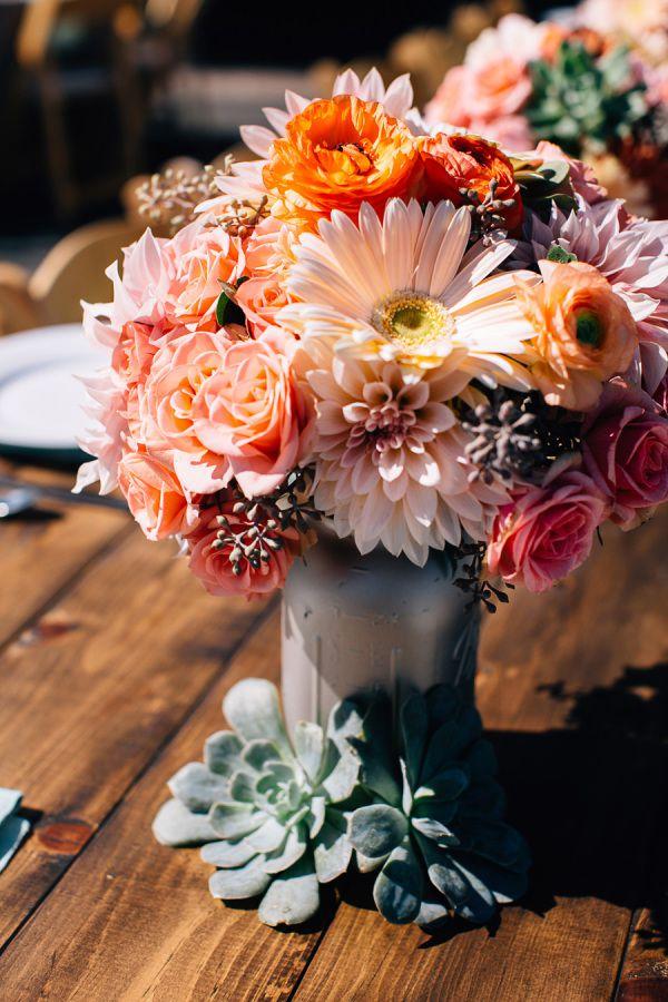 Jen-Rodriguez-Photography Casamento no verão: flores certas!!