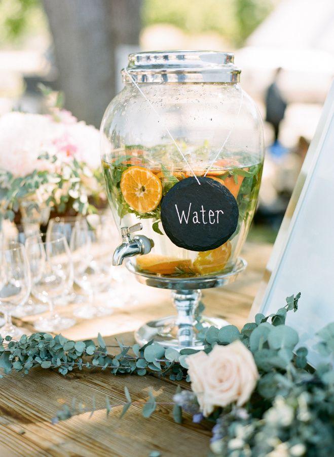 Jk Refrescância e beleza: Água aromatizada
