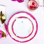 diy-pink-rimmed-plates-1-1-150x150 Casamento vegano: estilo vitoriano