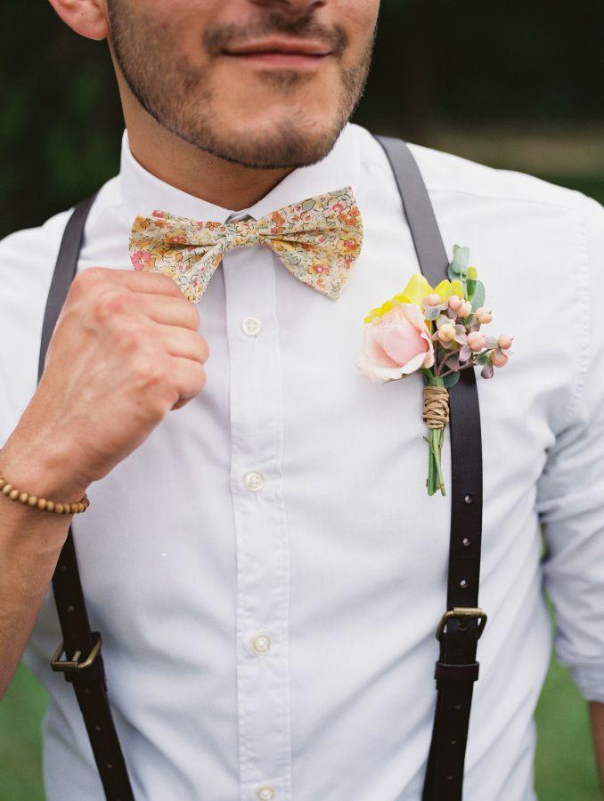 Krystle-Akin Gravata para os noivos!