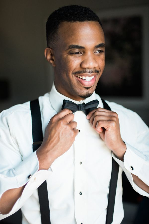 Shannon-Moffit-Photography Gravata para os noivos!