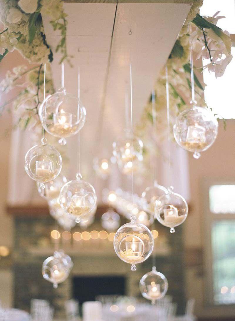Wonderful-Wedding-Candle-Ideas-That-You-Will-Adore Lindas decorações com velas!