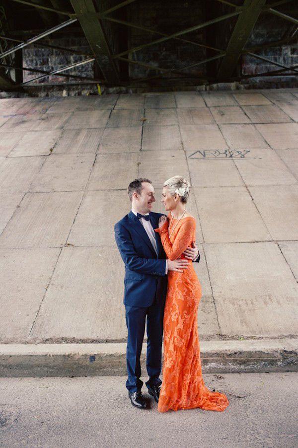 colored-wedding-dresses-coloured-wedding-dresses-04 Atreva-se a ser diferente: Vestidos de noiva Coloridos   Vestido de noiva