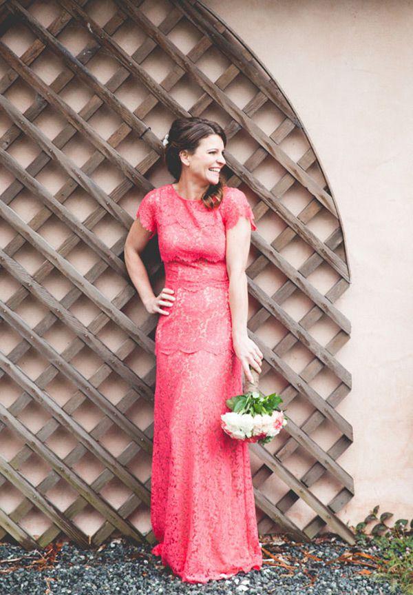 colored-wedding-dresses-coloured-wedding-dresses-08 Atreva-se a ser diferente: Vestidos de noiva Coloridos   Vestido de noiva