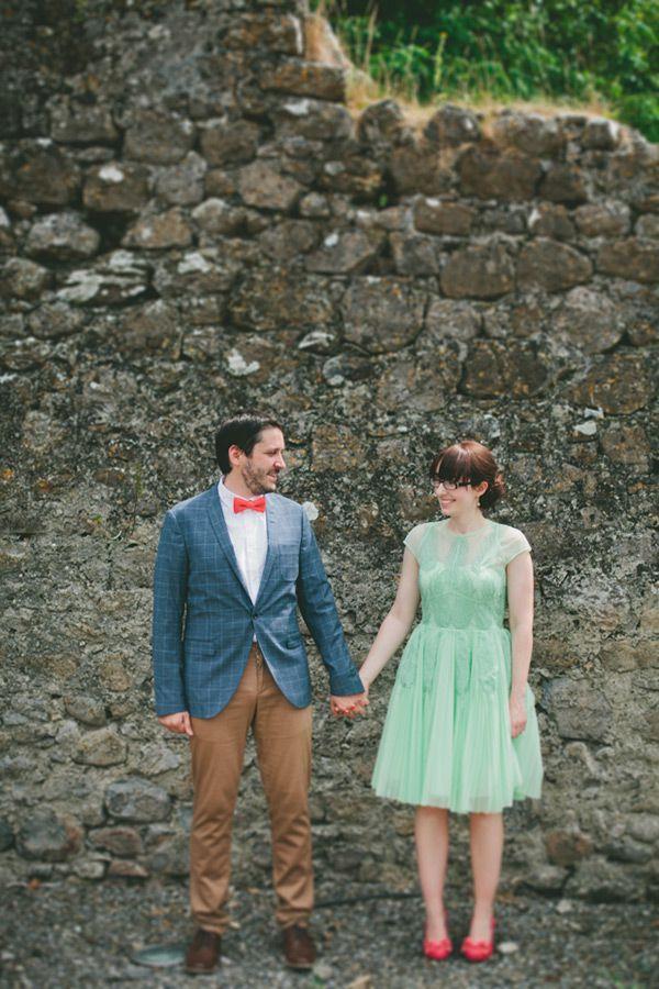 colored-wedding-dresses-coloured-wedding-dresses-09 Atreva-se a ser diferente: Vestidos de noiva Coloridos   Vestido de noiva