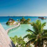 8 dos melhores lugares do mundo para uma lua-de-mel praia