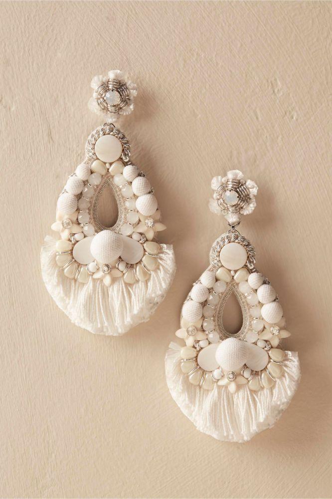 BHLDN-Earrings-666x1000 Inspirações de brincos para noivas!