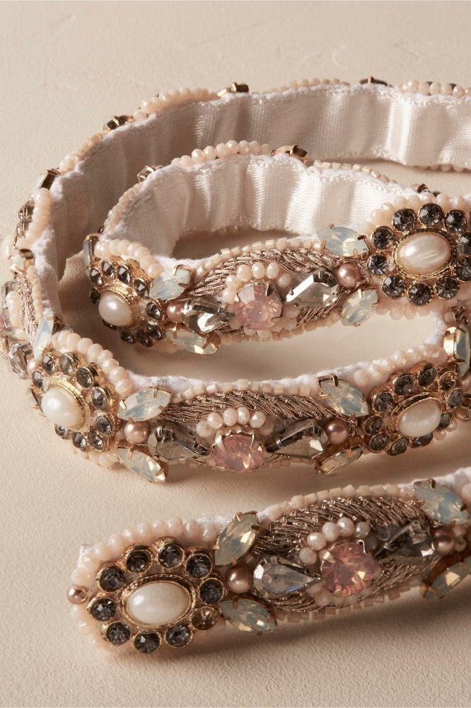 Bridal-Sash-666x1000 10 lindas faixas e cintos para noivas