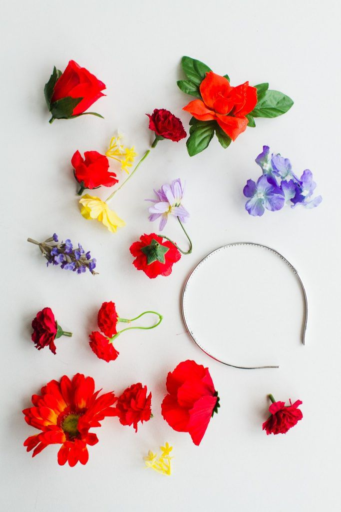 DIY-metallic-bronze-gold-floral-crown-faux-flower-headband-Wedding-bridal_-1-800x1200-683x1024 COROA DE FLOR METÁLICA