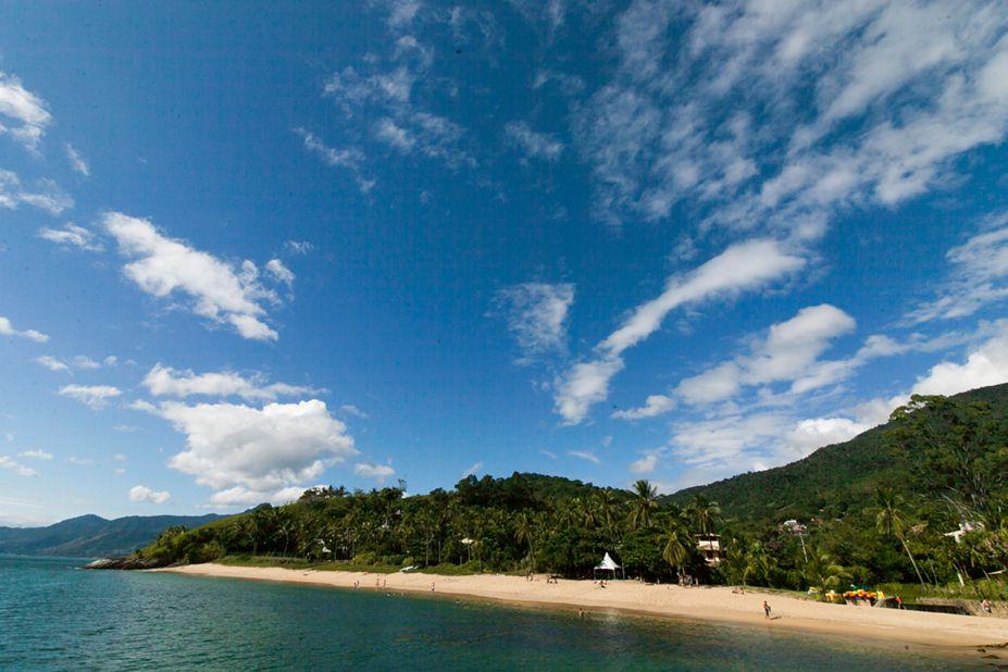 casamento real azul turquesa praia