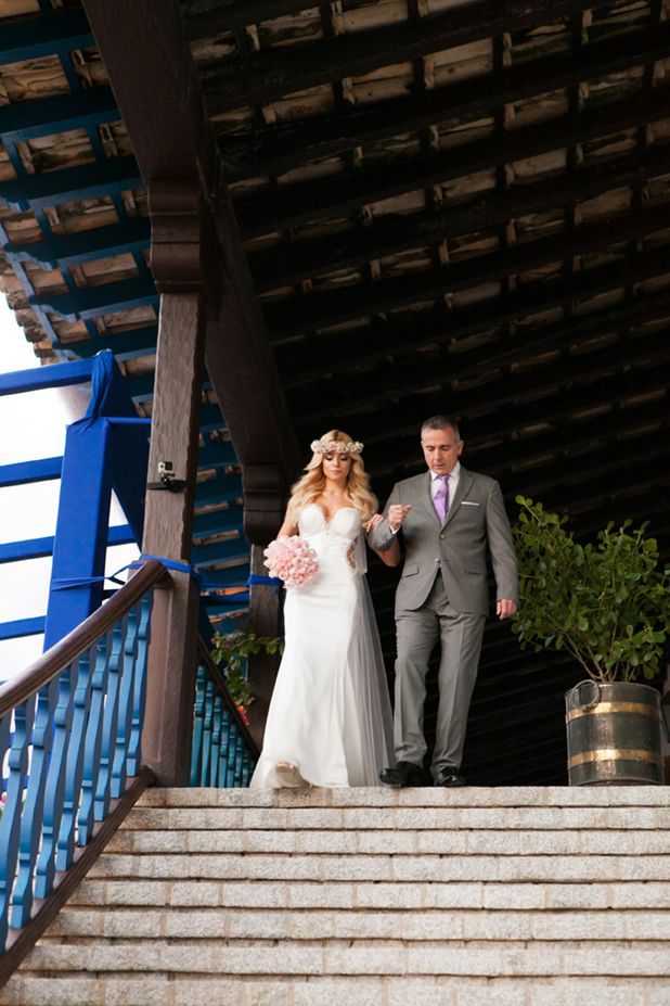 casamento real noiva