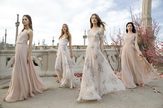 971a7b45c638618ca87e90c19301617e Vestidos para madrinhas: Jenny Yoo Bridal 2017