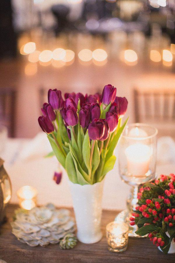 Taylor-Lord-Photography Tulipas - Flores para decorar o seu casamento.