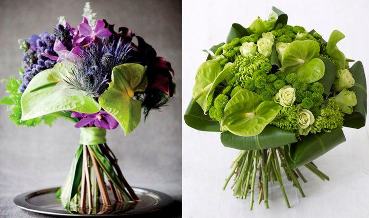 10-flores-exoticas-e-lindas_anturio_3 10 flores exóticas e lindas na decoração do casamento