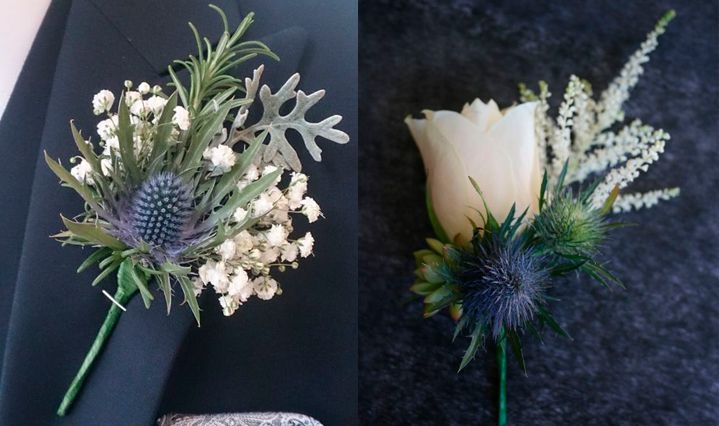 10-flores-exoticas-e-lindas_cardo_2 10 flores exóticas e lindas na decoração do casamento